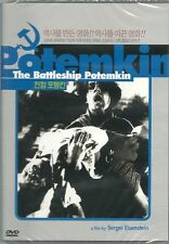 THE BATTLESHIP POTEMKIN   NEW  DVD
