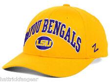 LSU TIGERS - BAYOU BENGALS -  ZEPHYR NCAA Z SPORT CAP/HAT - OSFM