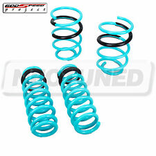 GODSPEED TRACTION-S SPRINGS FOR BMW 3 SERIES 2006-2011 (E90)