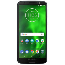 Motorola Moto G6 Dual XT1925-13 4GB/64GB 4G LTE Indigo Black