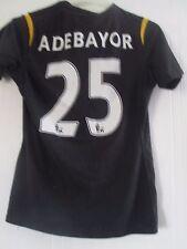 Manchester City 2009-2010 Away Football Shirt Size 12 Adebayor /41127