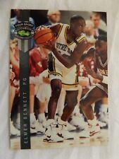 "NBA CARD - Classic - "" Draft Pick Collection "" - Elmer Bennett - Atlanta"