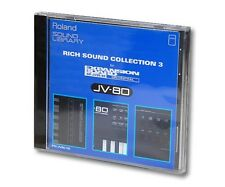 Roland PN-JV80-06 Rich Sound Collection 3 card for JV-1080, JV-2080, JD-990 etc