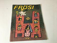 Frösi 1981 - 11 - DDR,Comic,Ostalgie