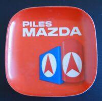 Vide Poche Cendrier Ramasse monnaie Publicitaire MAZDA