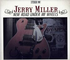 Jerry Miller - New Road Under My Wheels [New CD] Digipack Packaging