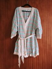 Missoni for Target - ladies dressing gown - size 20/22 BNWT