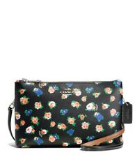 Coach * Lyla Crossbody Sling Bag Tea Rose Floral Print Coated Canvas COD PayPal