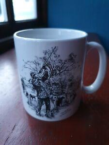The Shoot mug Shooting mug game cup countryside gift mugs country outdoors birds
