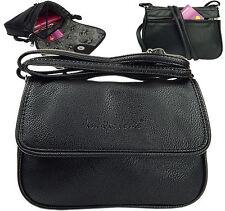 Fashion kleine Damentasche Handtasche Umhängetasche Abendtasche 3967 Schwarz