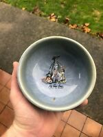 Vintage Collectible Irish Wade Porcelain Bowl by Co Armagh My Fair Lady