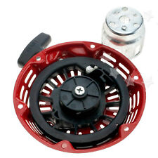 PULL START RECOIL COVER 5.5HP & 6.5HP FITS HONDA GX120 GX200 GX160  RED