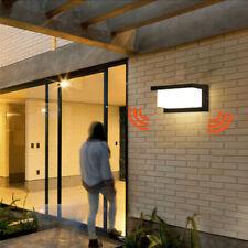 18W LED Außenleuchte mit Bewegungsmelder Led Wandlampe Außen Wandleuchte IP65