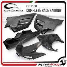 Carbonin Carena Completa Pista en Fibra de Carbono para Ducati 848 / 1098 / 1198
