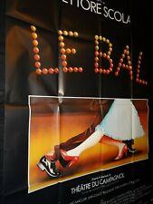 ettore scola LE BAL affiche cinema