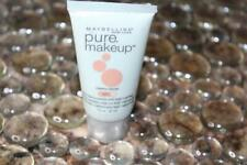 Maybelline Pure Makeup Foundation/ Light 5 CREAMY NATURAL Rare/Discontinued