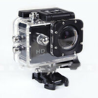 Full HD 1080P Waterproof HD Helmet Sport Action Video Camera Cam DV DVR SJ4000