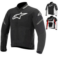 Alpinestars Racing Viper Air Textile Mens Street Sport Touring Motorcycle Jacket