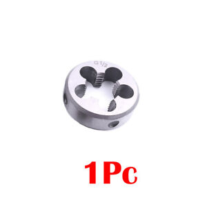 CHEERBRIGHT 1/2 Inch Muzzle Threading Die Gunsmithing For Water Pipe Threading