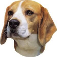 Aufkleber Beagle  2 Stück Hundeaufkleber