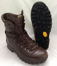 British Forces Alt-Berg Defender Combat Boot, MOD Brown G1 (Used)