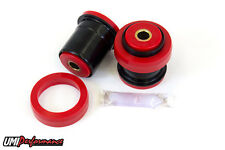 65-87 GM Polyurethane Rear End Housing Bushings RED Chevelle GTO LeMans Cutlass