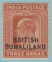 Somaliland 24f Mint Hinged OG * - NO FAULTS VERY FINE !