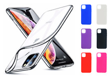 TC Case Cover Silicone Gel TPU For iPhone 11 Pro Max / XI Pro Max 6.5""