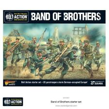 BOLT Action 2 Starter Set Band of Brothers 28mm tedesco WARLORD GAMES ww2 USA