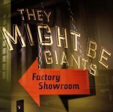 They might be Giants Factory showroom (1996) [CD]
