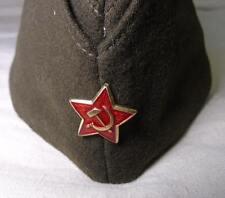 Soviet Russian Army officer's woolen forage cap Pilotka 1956 size 61