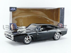 JADA TOYS 1/24 - DODGE CHARGER R/T - FAST AND FURIOUS - 97605BK
