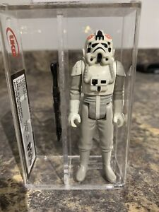 Star Wars Vintage 1980, ESB,  UKG 85%  AT-AT DRIVER,  H.K, Not AFA