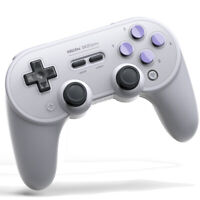Wireless Controller Bluetooth Gamepad for PC/Switch/Android 8Bitdo SN30 Pro+