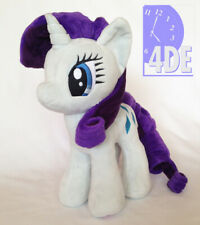 "My Little Pony Rarity Plush 11"" 4DE 4th Dimension Entertainment BRAND NEW!"
