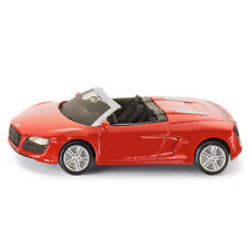 SIKU Spielzeug Modell Audi R8 Cabrio Spyder Auto Rennwagen Spielzeugauto 1316
