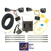 Trailer Hitch Wiring Tow Harness For Dodge Nitro 2007 2008 2009 2010 2011