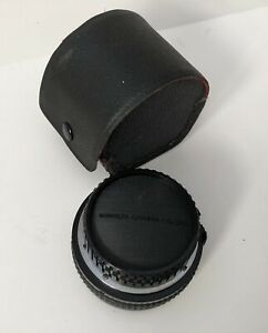 PRO Multi-Coated Auto Tele Converter 2X for Minolta MD with Case Made in Japan