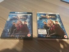 THE 5TH WAVE [4K UHD+BLURAY+DIGITAL] - BRAND NEW & SEALED with Slipcover
