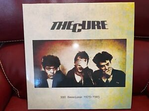 THE CURE 2LP BBC SESSIONS 1979-1985