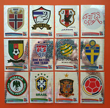 Panini WM WC World Cup 2015 - 12 Wappen/Glitzer (RAR)
