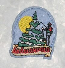 Akaslompolo Patch - Finland - Cross-Country - Downhill Skiing - Äkäslompolo