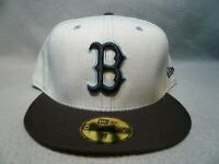 New Era 59fifty Boston Red Sox Father's Day Sz 8 BRAND NEW Fitted cap hat MLB