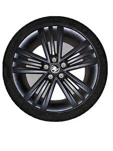 Skoda Superb Alloy Wheel 18 Inch