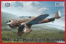 IBG 1/72 PZL 42 - Polish Light Bomber # 72509