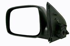 NEW DOOR MIRROR for GREAT WALL V200 V240 2009 - ON MANUAL BLACK LEFT SIDE LH