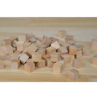 Citiblocs 100 Natural Wooden Building Blocks Set Complete Navy Green Natural