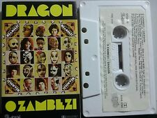 Dragon `O Zambezi` Cassette 1978 CBS PRC-010 Rock Pop Australia