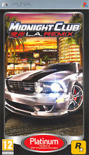 Midnight Club la Remix Platinum PSP - totalmente in italiano