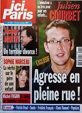 Mag 2002: JULIEN COURBET_INES DE LA FRESSANGE_FREDERIC FRANCOIS_FLAVIE FLAMENT